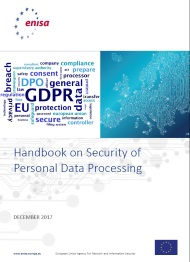 Handbook on Security of Personal Data Processing